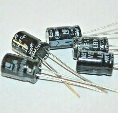 Qty2 16X25mm 100uf 250V  capacitor Rubycon 105C