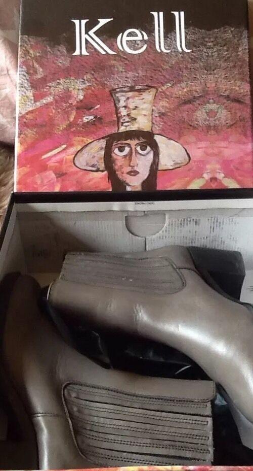 Kell Stiefelette Stiefel Vintage Boots Gr 39 Scarpe Gekauft Bei Liebeskind Taupe