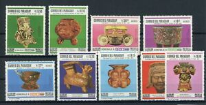 Paraguay MiNr. 1788-96 postfrisch MNH Olympia (Oly1667