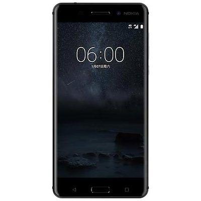 Nokia 6 Dual 64GB 4GB Black