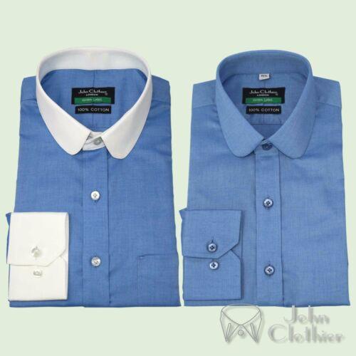 Check Club Colletto Blu Tiny Penny Banchiere Becco Uomo A Camicia Collare Legame Rrnqa0Rw8x