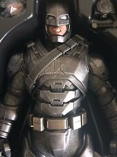 Hot Toys Armored (armoured) Batman BVS Dawn of Justice 1/6 Figure