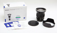 Zeiss Distagon T* ZE 21 mm 21mm f/2.8 f2.8 Lens For Canon Mount - Sharp & Smooth