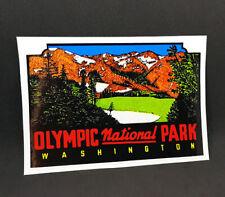 Sticker Car Truck SUV Van Bumper Wall Laptop NATIONAL PARK ZIONS Vinyl Decal