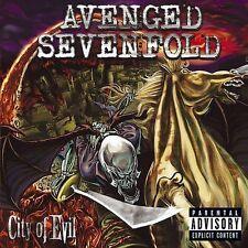 City of Evil [PA] CD Avenged Sevenfold MINT Punk Heavy Nu Metal Rare