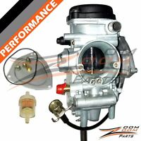 Performance Carburetor Yamaha Big Bear 400 Yfm 400 Yfm400 2000 - 2012 Carb