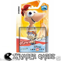 Disney Infinity 1.0 Phineas NFC Character PS3/PS4/Xbox/WiiU New Sealed