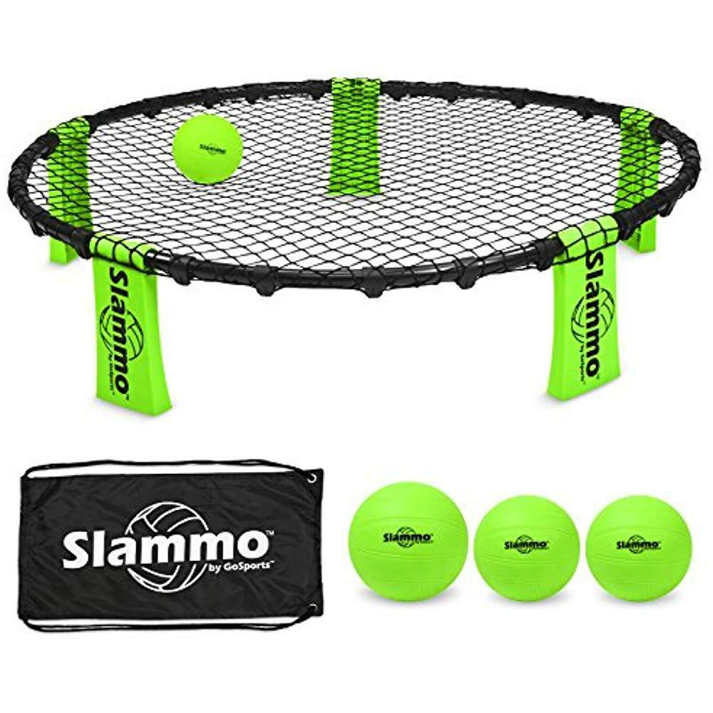 Slammo Kitchen & Dining Features Game Set (Includes 3 Balls, Carrying Case