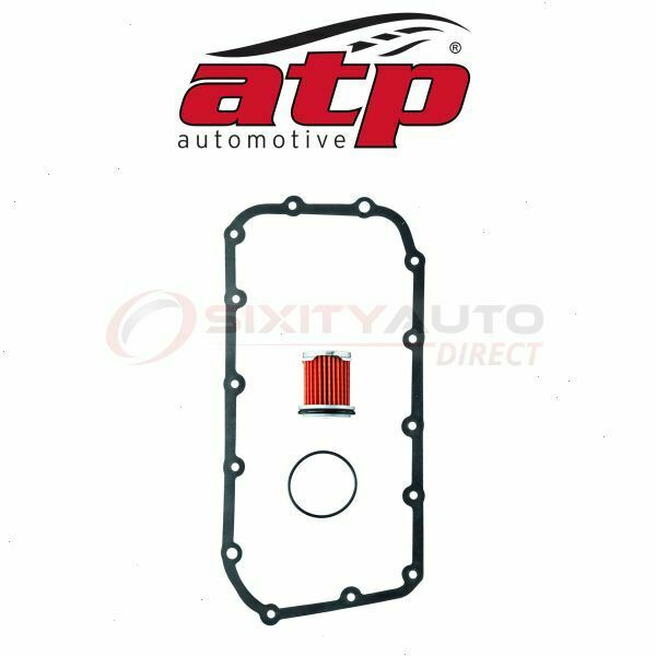 ATP Automatic Transmission Filter Kit For 2003-2009 Acura