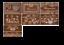 miniatura 1 - Zerbino Esterno Fibra Naturale Cocco Per Ingresso Home Asciugapassi Shabby 45x75