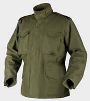 Helikon Tex Us M65 Jacket Army Military Outdoor Field Jacket Olive Xl Regular