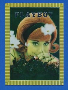 1995-Playboy-Chromium-Cover-Card-28-July-1963-Vol-10-No-7-The-Bunnies-MINT