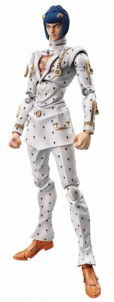 Super Action Statue Statue Jojo Bruno Bucharati Action Figure 4573488964233