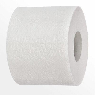 64 Rollen Toilettenpapier 3-lagig Topa WC-Papier Klopapier 150 Blatt