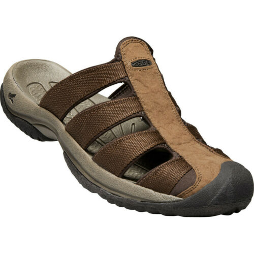 Keen Aruba II Sandals Herren dark earth//mulch 2019 Sandalen braun