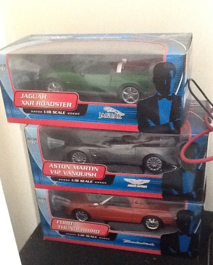 Rare 007 james bond cars Die Another Day
