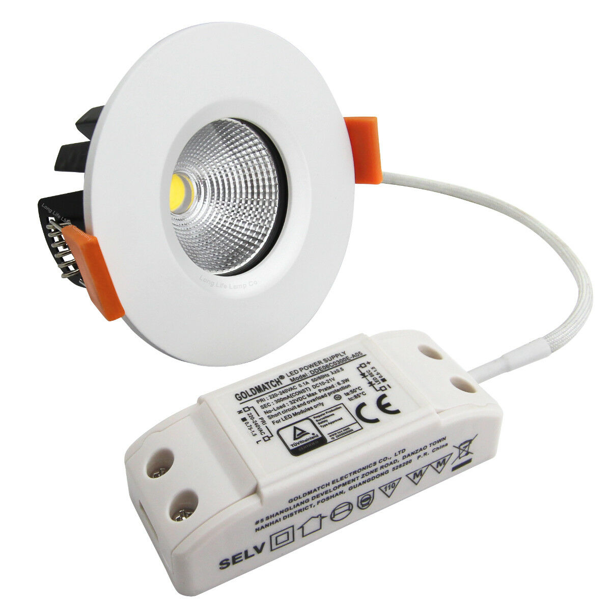Fire Rated LED Downlight Recessed Ceiling Spotlights
