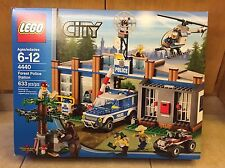 New Sealed Lego City 4440 Forest Police Station