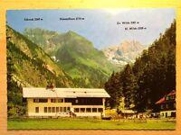 Berggasthof Oytalhaus bei Oberstdorf / Allgäu , Ansichtskarte
