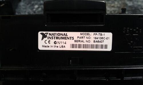 National Instruments  FP-TB-1 Terminal Base 184106C-01