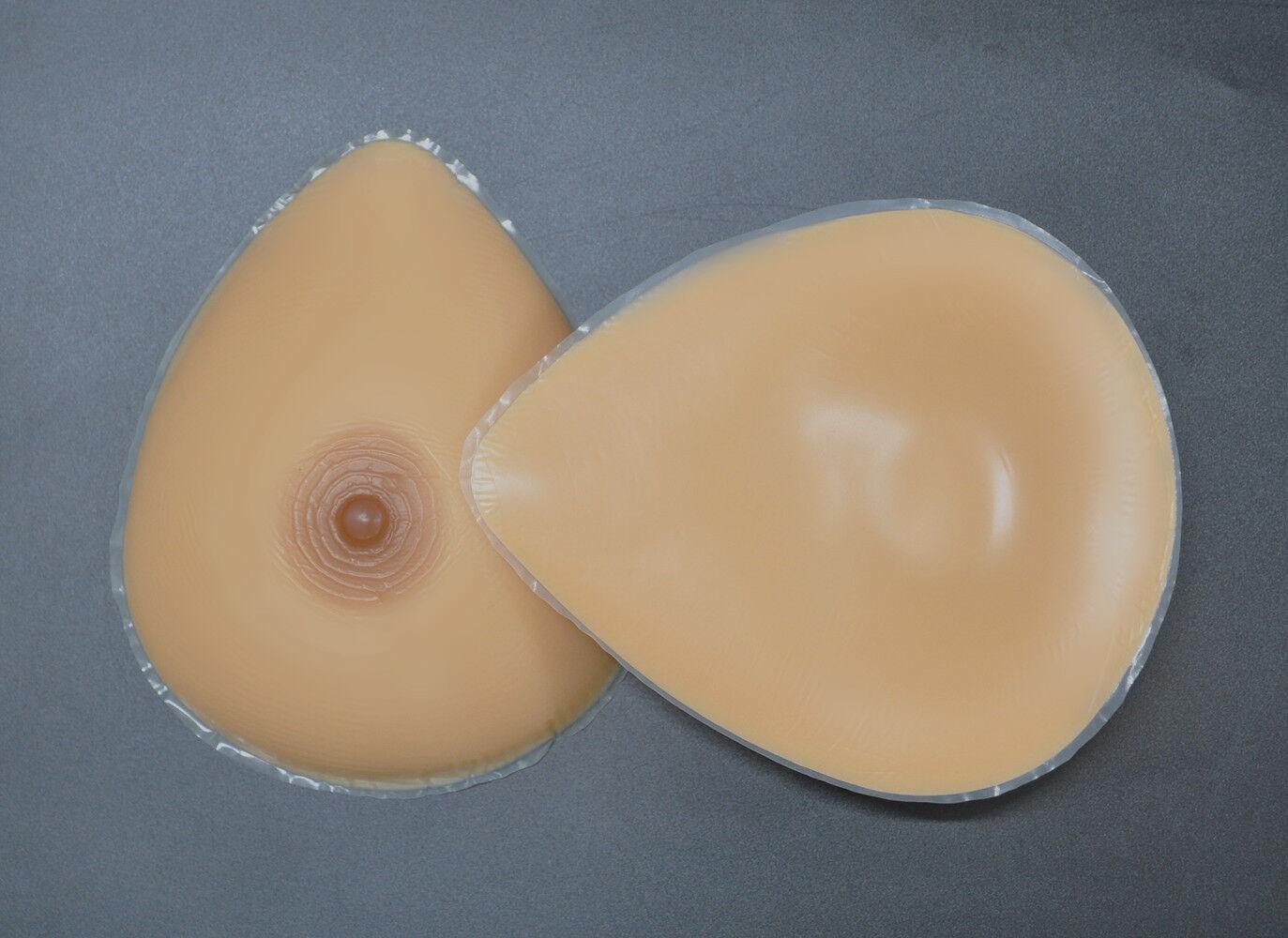 IVITA 1600g pair Fake Breast Forms Artificial Breast Crossdresser EE Cup gifts