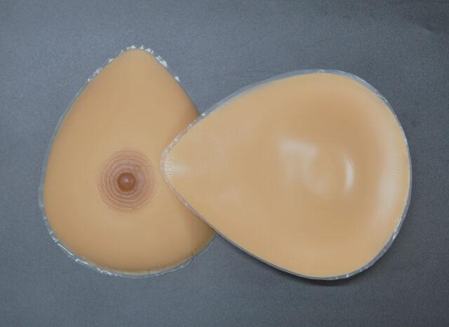 IVITA 1600g/pair Fake Breast Forms Artificial Breast Crossdresser EE Cup gift