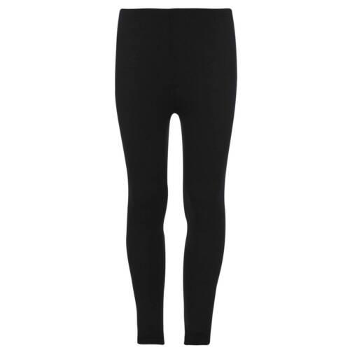 Miso Bambine Classico Leggings Junior Pants Pantaloni Bottoms leggero