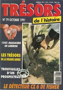 Revue-Tresors-de-l-039-Histoire-N-79-Didier-Audinot-Octobre-1991-c4r