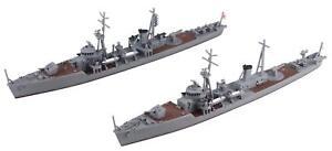 PIT-ROAD-1-700-IJN-Coastal-Defense-Ship-Mikura-Model-Kit-w-Tracking-NEW