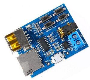 1-Pcs-TF-carte-U-Disk-format-MP3-Decoder-Board-Module-Amplificateur-Audio-Player