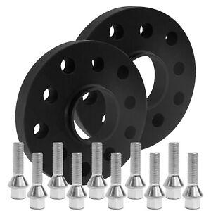 Blackline-Spurverbreiterung-20mm-m-Schrauben-silber-5x98-Alfa-Spider-GTV-916
