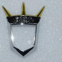 1955-1956 Ford Fairlane Hood Emblem Bezel -