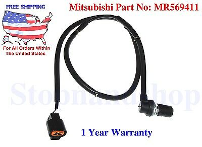 NEW ABS Wheel Speed Sensor for 01-2006 Mitsubishi Montero Front Left Driver Side