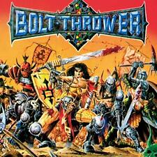 "Bolt Thrower ""Warmaster"" CD - NEW war master"