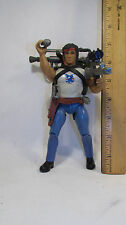 Vintage Coleco Fire Power Rambo Complete