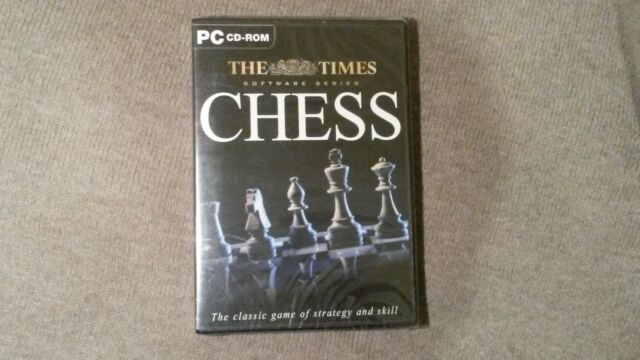 The Times: Chess pc Brand New & Sealed