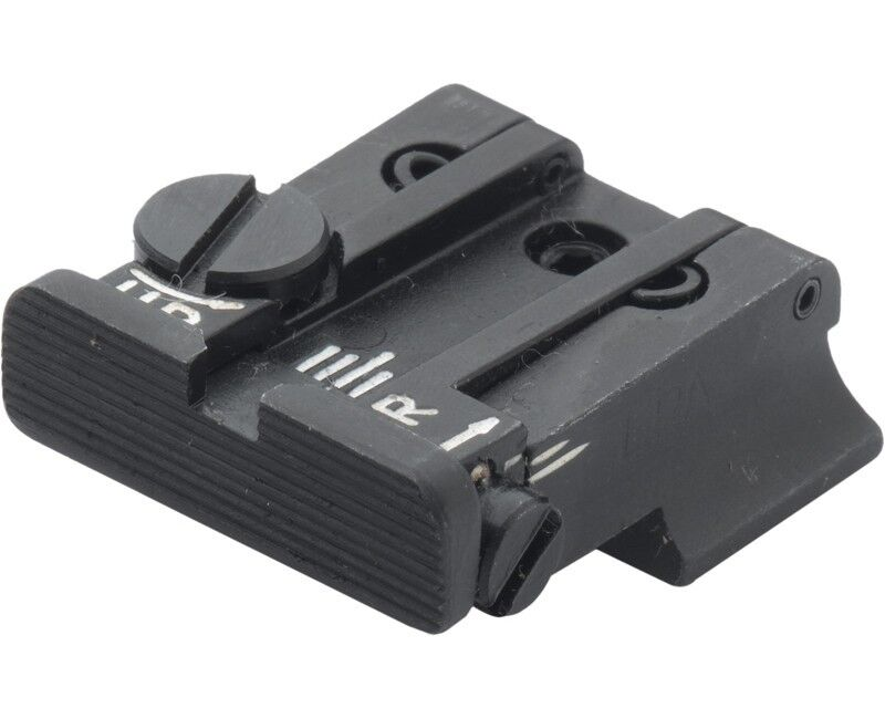 LPA rear sight SW99, for S&W SW99, sight Walther P99, PPQ, PPQM2 (NO Cal. 22) 022887