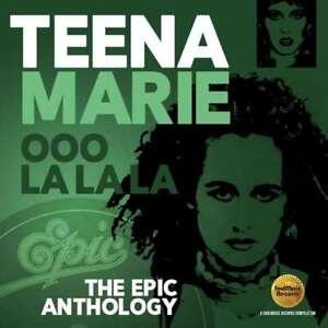 Marie-Teena-Ooo-la-La-The-039-Epic-039-Epopee-Antholo-Neuf-CD
