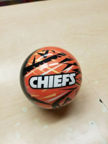 BALL-NEW-FREE SHIPPING KANSAS CITY CHIEFS MINI VIZ-A