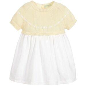 ce1d439946c9 Wedoble yellow Baby Dress