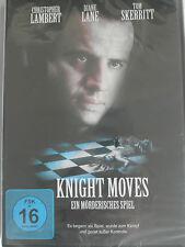 Knight Moves - Ein mörderisches Spiel - Christopher Lambert, Diane Lane, Schach