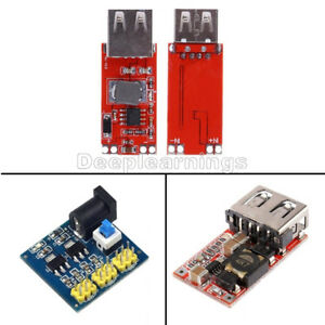 NEW-6-24V-12V-24V-to-5V-3A-CAR-USB-Charger-Module-Buck-step-down-Converter