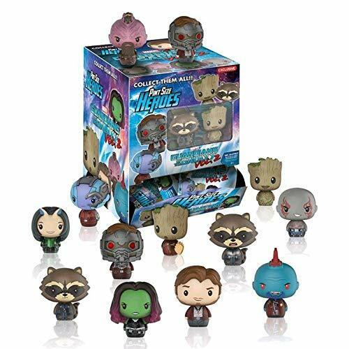 24 x Funko Pint Größed Heroes  Guardians of the Galaxy VOL.2  Figures (Full CDU)