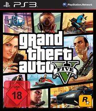 Ps3 juego Grand Theft Auto V GTA 5 artículos nuevos Uncut