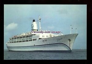 SIM0474-Dolphin-Cruise-Liner-SeaBreeze-built-1958-ex-Federico-C-postcard
