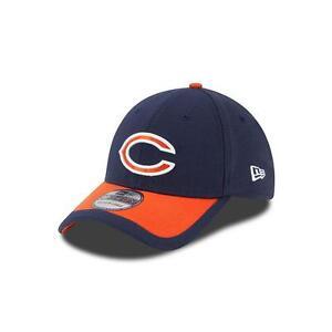 cd6b790bba3 Adult Chicago Bears New Era NFL Navy Sideline 39THIRTY Flex Hat - L ...