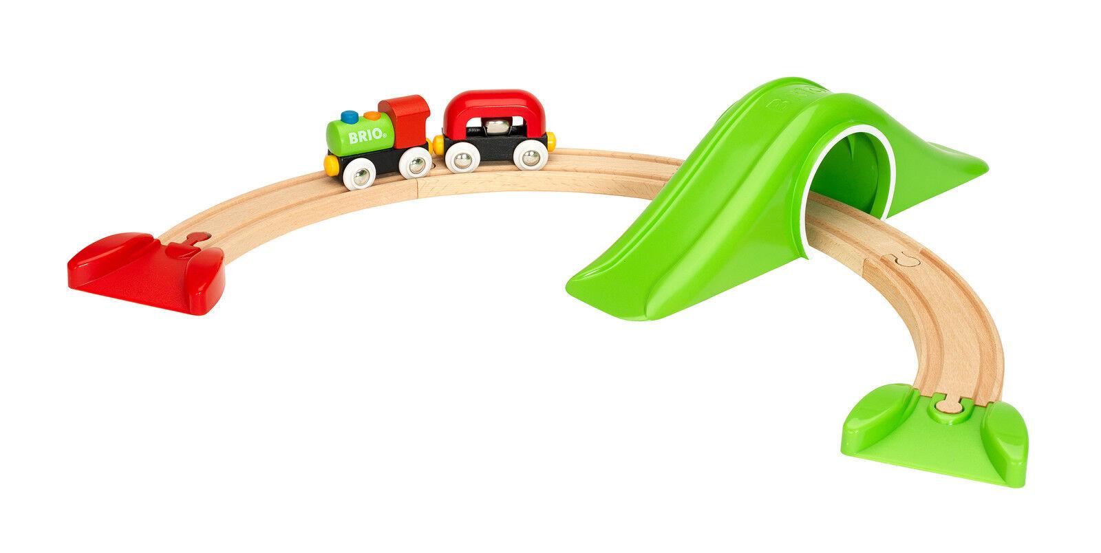 Wooden Railway Set My First Train Play Set Brio 33726
