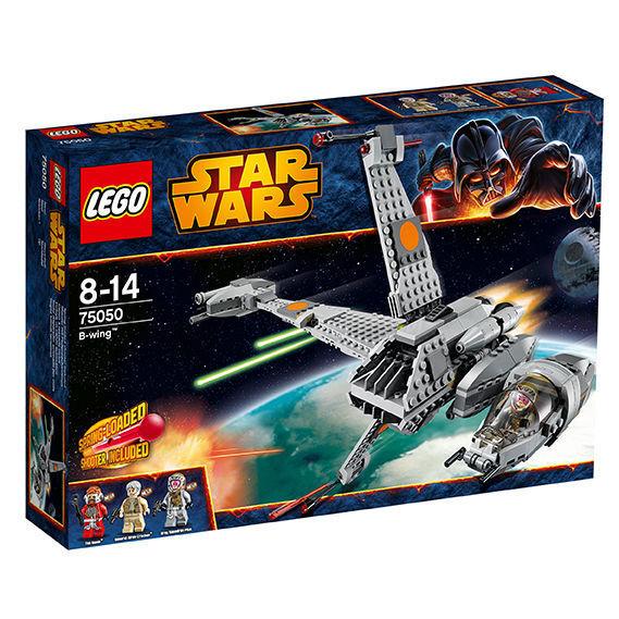 LEGO StarWars B-Wing 75050 NEU NEU NEU OVP 6d7b38