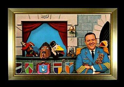 Magnet Tv Garfield Goose Romberg Rabbit Frazier Thomas Wgn Chicago No Text Ebay