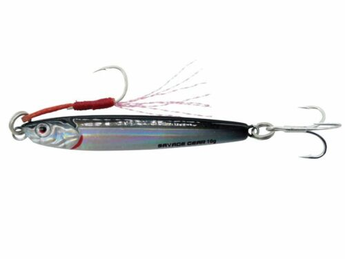 Savage Gear 3D Slim Minnow Jig 6,8cm 15g Sea bait Saltwater Lure COLORS
